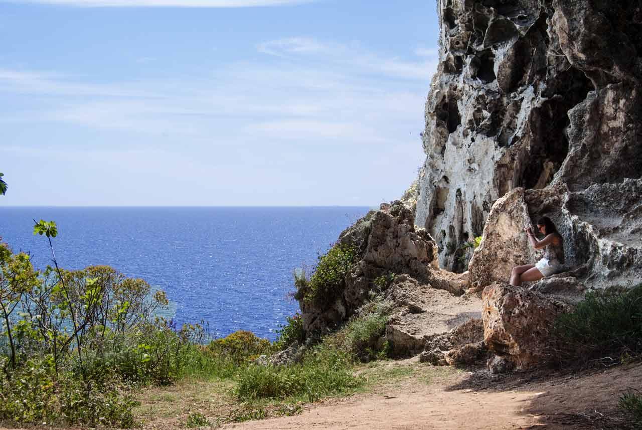 Trekking leggero nel Paesaggio di pietra tra Terra e Mare: dal Canalone del Ciolo a Novaglie - Gagliano del Capo