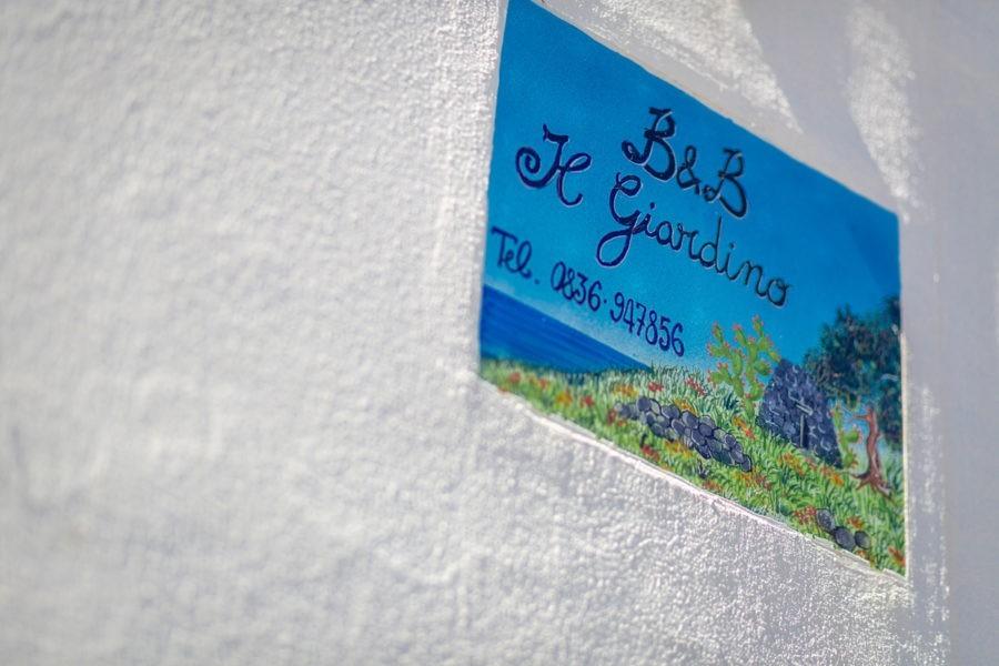 Il Giardino nel Salento B&B