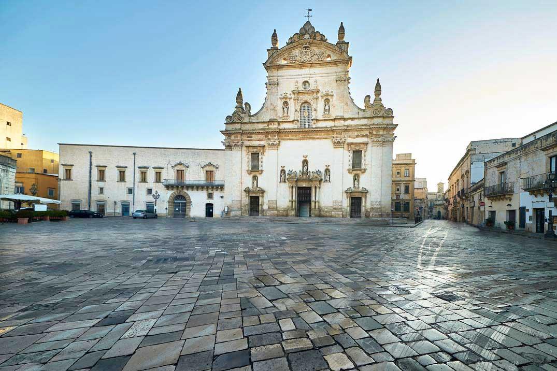 Galatina, centro storico