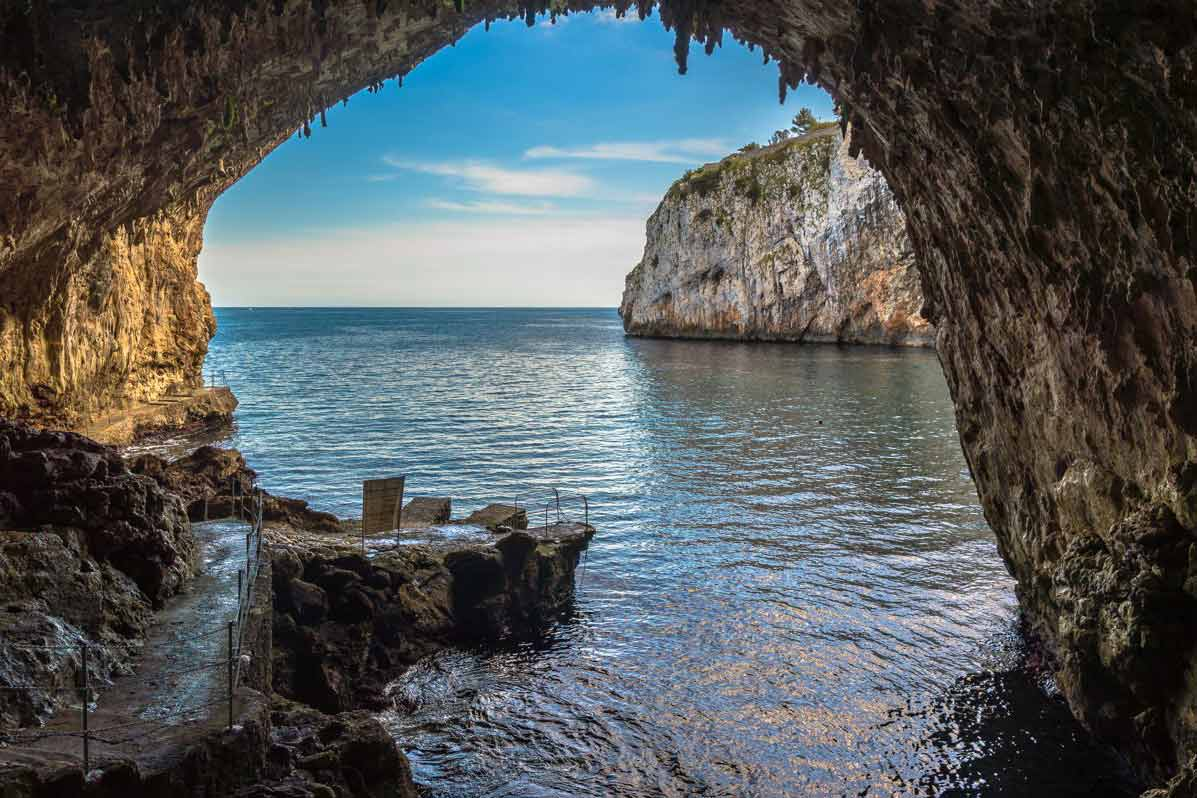 Grotta Zinzulusa a Castro