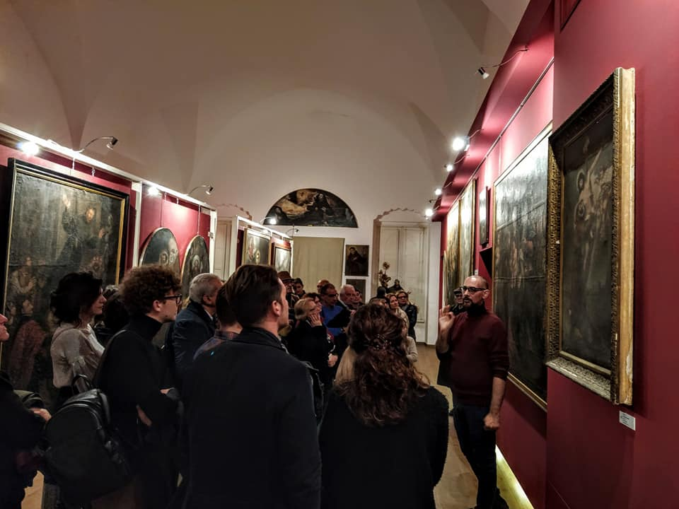La Pinacoteca d'Arte Francescana